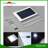 Im Freien Solarbewegungs-Fühler-Sonnenenergie-Punkt-Beleuchtung-Garten-Licht-Sicherheits-Wand-Lampen-Straßen-Bahn-Licht der beleuchtung-24 LED PIR