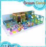 Мягкая проложенная крытая спортивная площадка Playgroundr для малышей