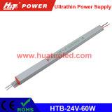Stromversorgung der konstanten Spannungs-24V-60W ultradünne LED