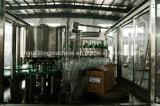 Cachetage remplissant automatique 2 dans 1 ligne de mise en boîte de bière