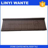 Gebäude-Dach-Material-Stein-Überzogene Metalldach-Fliesen