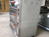 Équipement de boulangerie au four à forgeron électrique pour faire de la pizza Factory Price / Ce