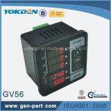 Gv56 Mebay trifásico multímetro digital medidor de voltaje