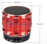 De Mobiele Stereo Draagbare Spreker Bluetooth van het metaal met Hands-Free Functie van de Vraag