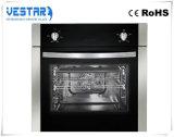 Fogão do forno de gás das funções do controle 10 do toque para a grade do Rotisserie