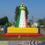 Escalada de rocha inflável da venda quente para o desafio