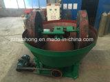 الصين 1200 مبلّلة حوض طبيعيّ مطحنة/نوع ذهب يطحن/مطحنة مزدوجة عجلة [درسّينغ مشن]