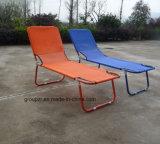 Bewegliche Kinder, die Sunbed Strand-Stuhl falten