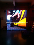 Pared video a todo color de interior de alquiler de P4mm LED para la celebración