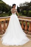Deily подгоняет шнурок конструктора верхний линия платье венчания