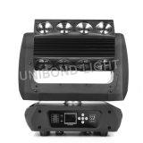 Luz principal móvil caliente de la rotación LED 16PCS 25W de la venta