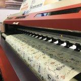 2m Vier Epson 5113 de Printer van de Sublimatie van de Kleurstof van het Hoofd van Af:drukken