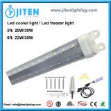 6FT LED 냉각기 문 빛 UL Dlc ETL를 점화하는 방수 30W LED 냉장고