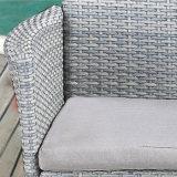 Freizeit-Methoden-Patio-im Freienmöbel-Kaffeestube-Geliebt-Garten-Rattan-Sofa