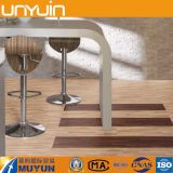 Baldosas de vinilo, pisos de vinilo, Suelo PVC Grano de madera, madera-mirada