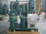 Planta modelo de Purication del aceite lubricante del vacío de la alta calidad de Tyc
