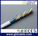 屋内FTP CAT6ネットワークCable/LANケーブル