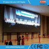 El panel de visualización a todo color de interior de LED P5 para la sala de reunión