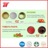 Tomatenkonzentrat (70g, 210g, 400g, 2200g leeren Zinn)