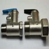 Water Heater Parts Relief Valve Brass