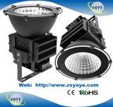 Do louro elevado impermeável do diodo emissor de luz do CREE IP65 500W do preço do competidor de Yaye 18 luz industrial do diodo emissor de luz luz/500W com 5 anos de garantia