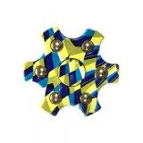 Colorido Fidget Spinner Torneando 2 Mins