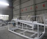 alumbrado público galvanizado los 7m poste del brazo dual de acero