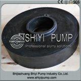 De rubber Gevoerde Delen van de Pomp van het Zand van de Modder van de Dunne modder Centrifugaal