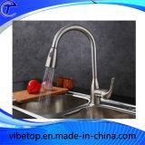 Рынок поставкы русский для Faucets металла кухни стальных/вспомогательного оборудования смесителей