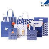 卸売はカスタム紙袋のクラフト紙袋、ペーパーショッピング・バッグをリサイクルする