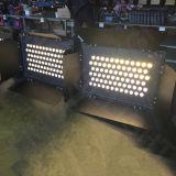 72X3w白い段階のフレネルLEDの段階の照明