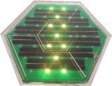 Sistema fotovoltaico della produzione di energia della strada