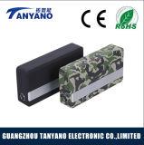 banco portátil da potência da luz de indicador do diodo emissor de luz 16000mAh