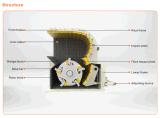 Roccia del frantumatore a urto del calcare che schiaccia macchina (PFH1415)