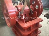 Dieselzerkleinerungsmaschine-Motor des kiefer-PE-150*250, Felsen-Kiefer-Zerkleinerungsmaschine, Minikiefer-Zerkleinerungsmaschine mit Dieselmotor