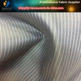 Sofortiges Waren-blauer Streifen-Hülsen-Futter im Garn gefärbt für Kleid (S43.47)