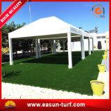 Erba artificiale di alta qualità della Cina per la decorazione del tetto