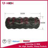 type de pneu de matériel de forme physique de rouleau de mousse de 14*33cm