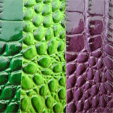 Прочная кожа PVC синтетики для делать сумки