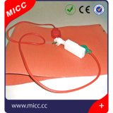 China Electric Silicone Rubber Band Aquecimento Hot Pad