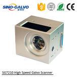 Sg7210 de Prijs van Galvo van de Laser voor de Draagbare Laser die van de Vezel Machine merken