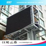 IP65 a prueba de agua P6mm 1R1G1B todo color de publicidad al aire libre Pantalla LED