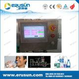 Machine recouvrante remplissante minéralisée de l'eau
