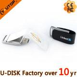 최신 주문 로고 가죽 선물 USB Pendrive 또는 지팡이 (YT-5116-01L1)