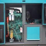 200kVAは低い燃料消費料量の防音のディーゼル発電機配達絶食する