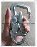 Двойной фиксируя крюк безопасности ремонтины