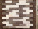 Мозаика мрамора раздела строительного материала естественная (FYSSD103)
