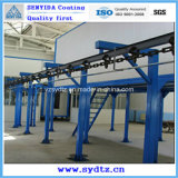 Powder quente Coating Machine/Equipment/Painting Line para Hanging