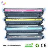 Nuevo cartucho de toner compatible de la venta caliente para HP 740A, 741A, 742A, 743A