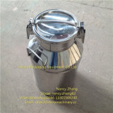 Dairy Milk Bar를 위한 30L Stainless Steel Milk Transport Can